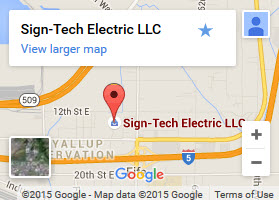 Sign Tech Electric LLC on Google Maps