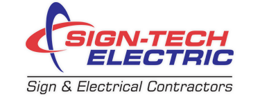 Sign Companies in Fife WA from Sign Tech Electric LLC